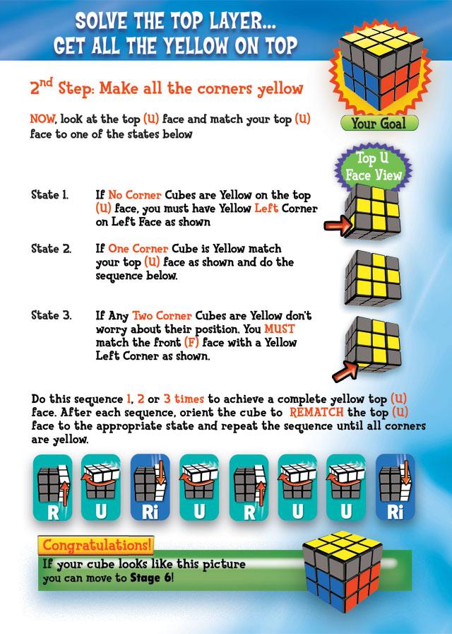 Solving A 33 Rubiks Cube Creativentechno